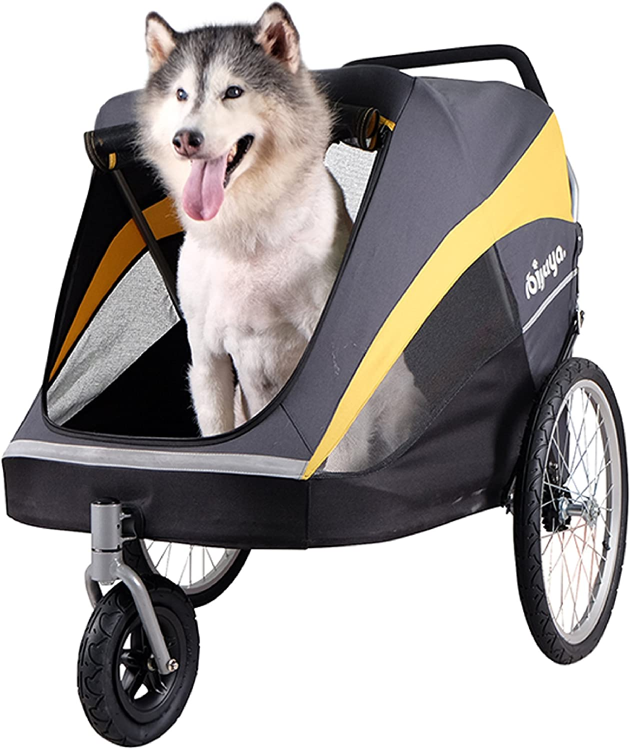 Best Large Dog Stroller 2020 Top Carriage for Big Dogs ...