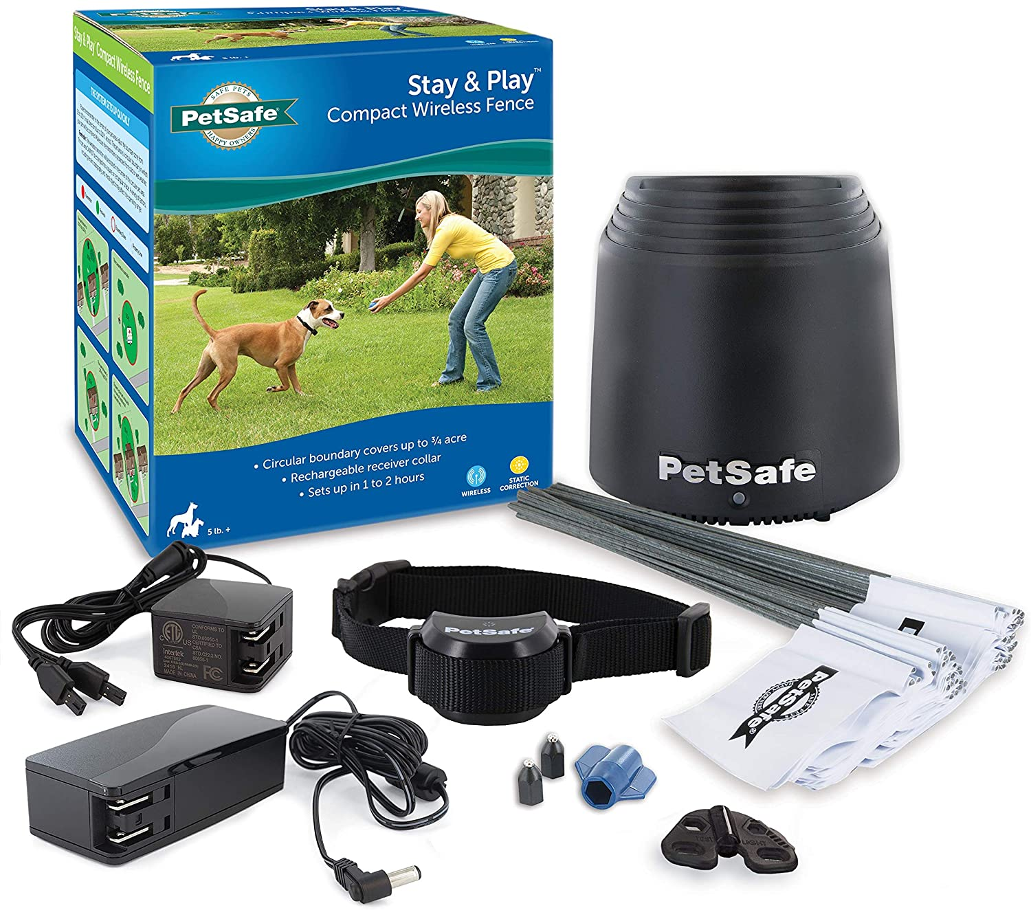 PetSafe Stay & Play Wireless Fence