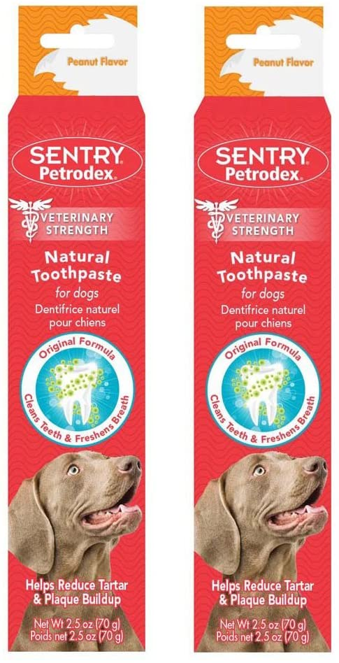 Petrodex Natural Toothpaste Dog
