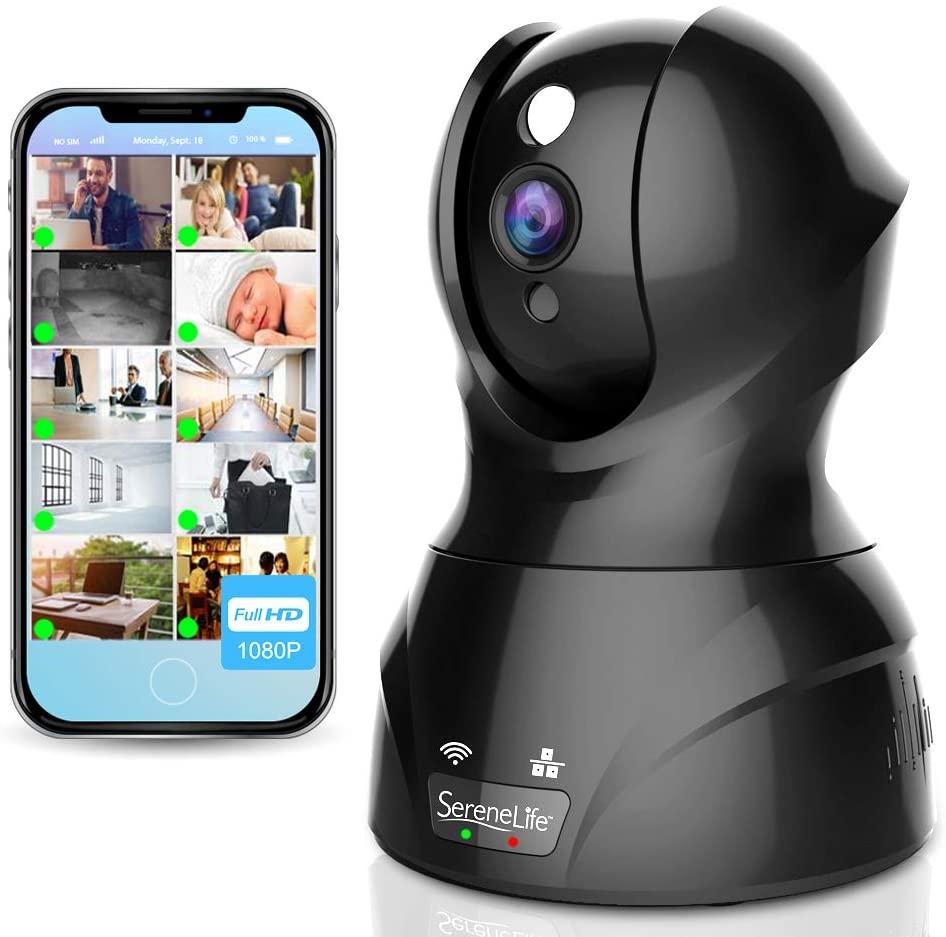 SereneLife Indoor Wireless IP Camera