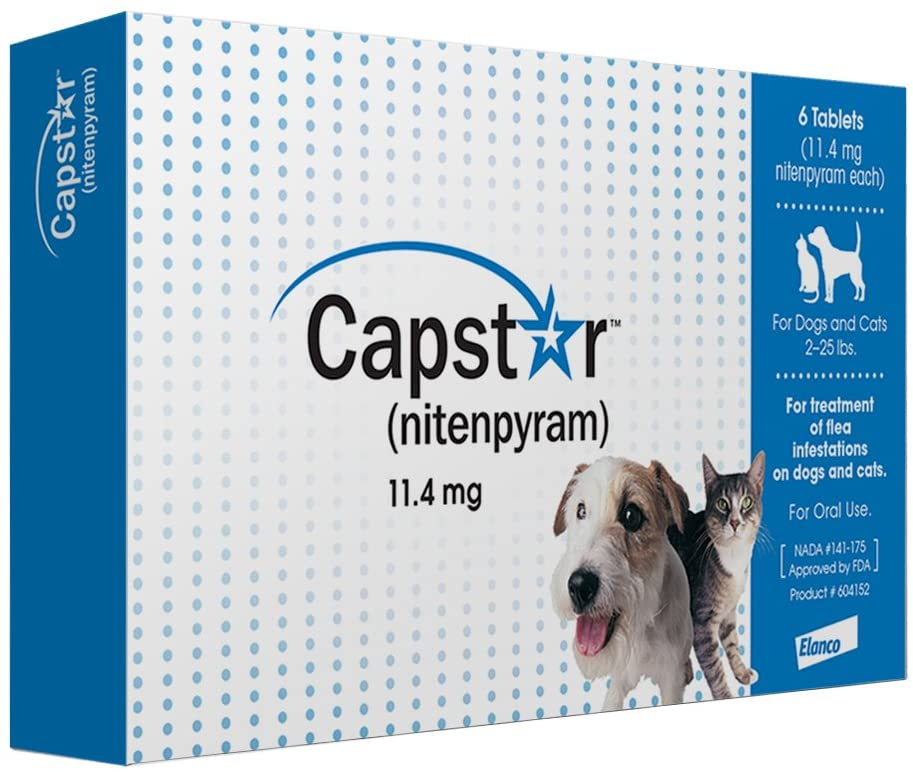 apstar Fast-Acting Oral Flea Treatment for Large Dogs