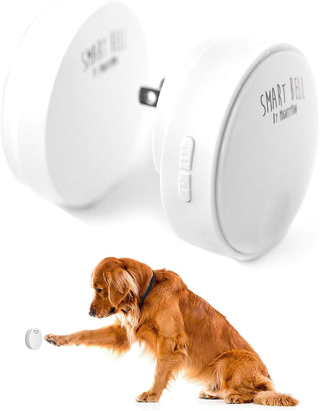 Cathylife Dog Doorbells for Potty Training