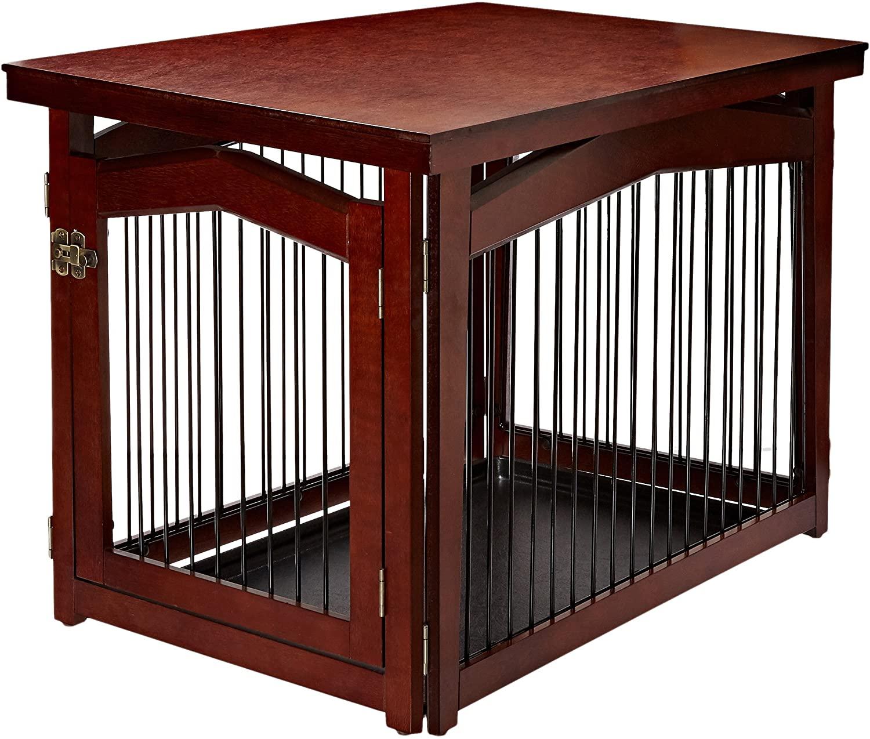 Merry Pet 2-in-1 Configurable Pet Crate
