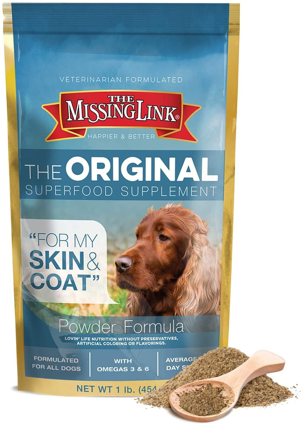 Missing Link Canine Formula
