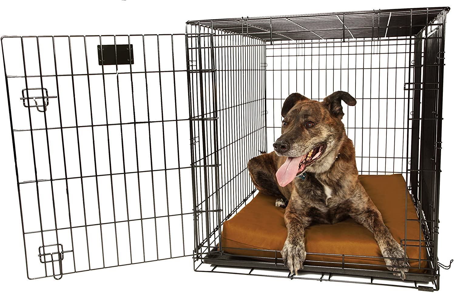 "Big Barker 4"" Orthopedic Sleek Dog Crate Pad"