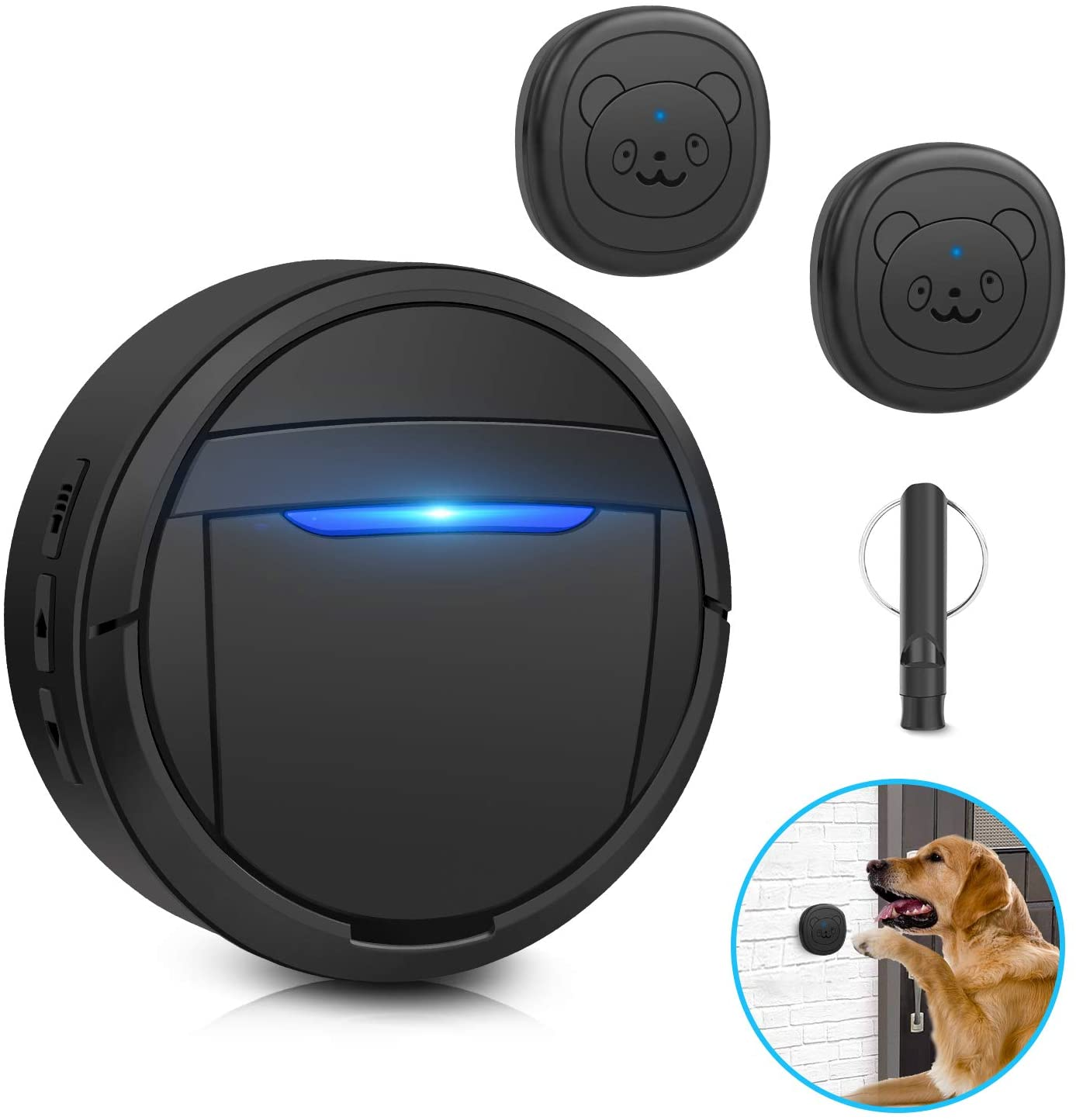 Kytely Dog Doorbells for Potty Training