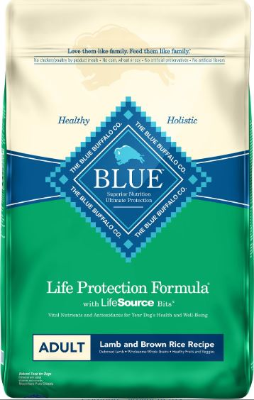 Blue Buffalo Life Protection Formula Dry Dog Food