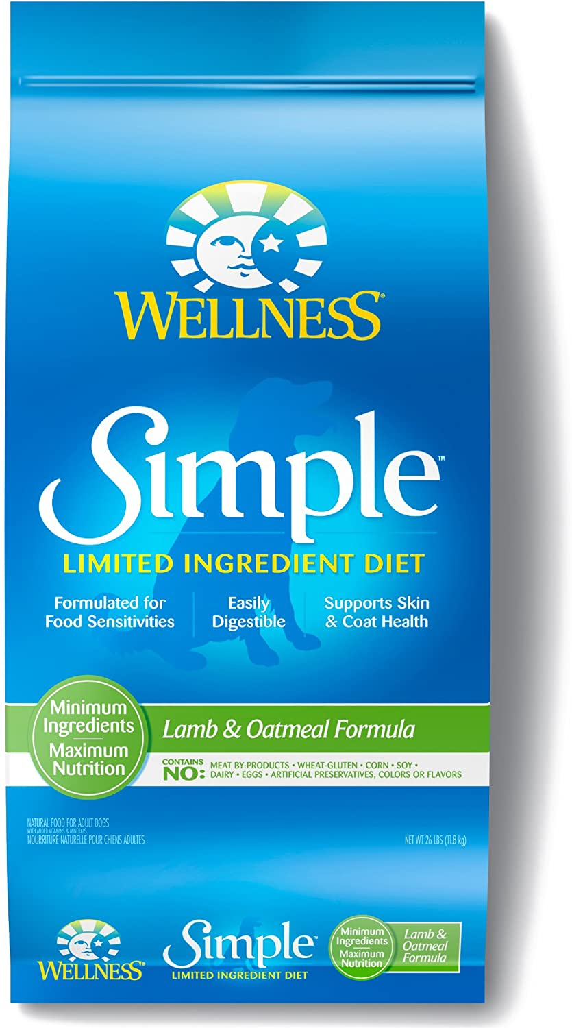 Wellness Simple Limited Ingredient Dry Dog Food