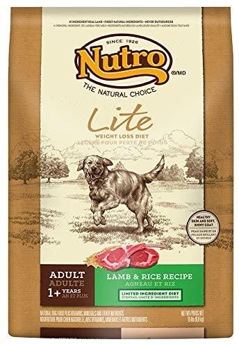 Nutro Lite Weight Loss Dry Dog Food