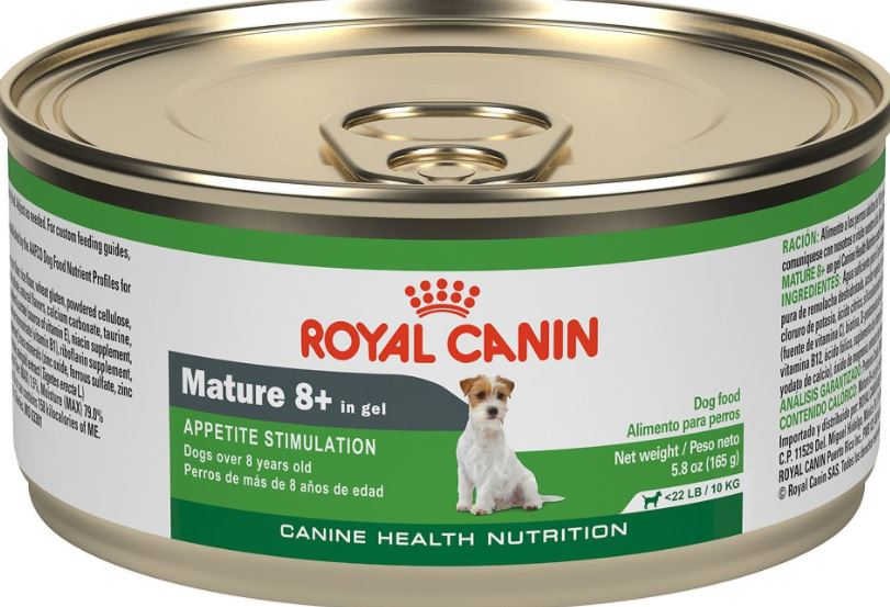 Royal Canin Mature 8+ Canned Dog Food