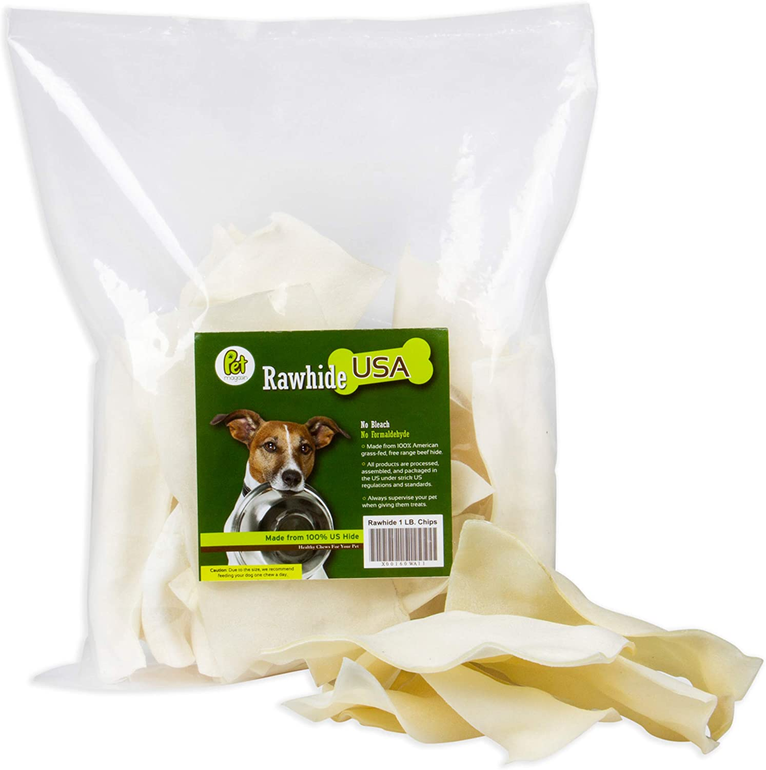 Pet Magasin Natural Rawhide Chips