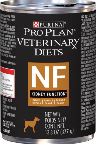 Purina Pro Plan Veterinary Diets NF Kidney Function Formula
