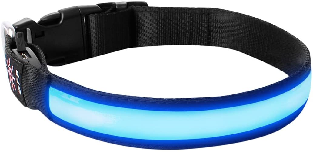 LivingABC LED Dog Collar